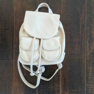 Off-white Backpack Purse
